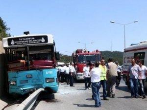 İstanbul'da korkunç kaza: 2 kişi öldü