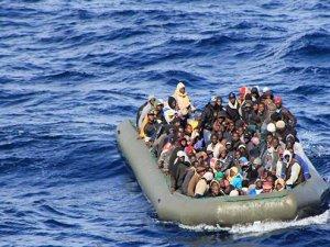 Akdeniz'de yine tekne faciası
