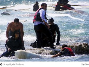 Göçmen sayısının 950 olmasından endişe ediliyor