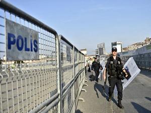 Taksim Meydanı 1 Mayıs'ta kapalı