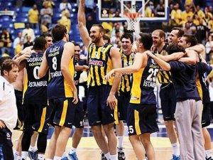 Fenerbahçe Ülker tarihinde ilk defa Final Four'a kaldı