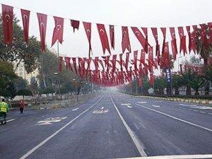 Dikkat! İsanbul'da bu yollar 3 gün kapalı