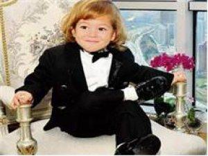 İşte Ali Ağaoğlu'nun oğlu!