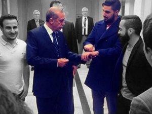 Erdoğan için çıldırıyorum
