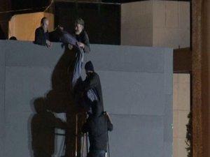 Üsküdar'daki Kabe maketi gizlice kaldırıldı