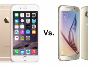 Samsung Galaxy S6 iPhone 6'ya çelme taktı!