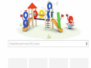 Google 23 Nisan'a özel Doodle hazırladı