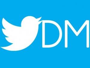 Twitter DM'yi özgür bıraktı