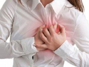 Bu belirtiler kalp krizi habercisi