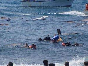 AB'den göçmen adımı: Akdeniz'deki kurtarma faaliyetleri bütçesini üç kat arttırdı