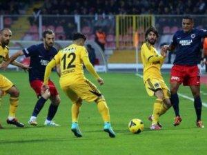 Medicana Sivasspor ile Mersin İdmanyurdu ligde 6. randevuda