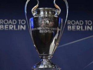 Şampiyonlar Ligi yarı final eşleşmeleri belli olacak