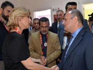 Mersin'de Özgecan Aslan Anaokulu açıldı