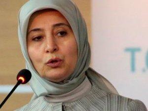 Sare Davutoğlu'nun ziyaret edeceği evin önünde silahlı kişi gözaltına alındı