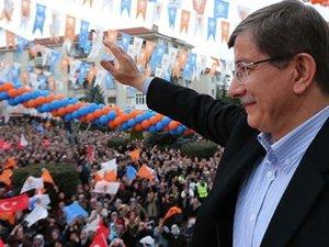 AKP seçim mitingleri Erzurum'da başladı