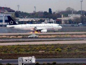THY yanan Uçakla ilgili açıklamada bulundu