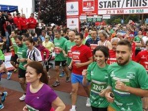 Vodafone İstanbul Yarı Maratonu başladı