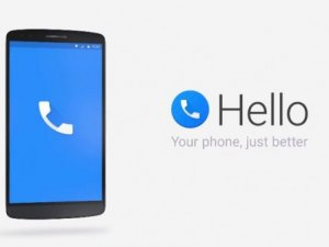 Facebook Google Play Store'a Hello dedi!