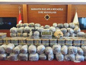 İstanbul'da büyük narkotik operasyonu