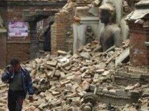 Nepal'deki deprem 8 milyon kişiyi etkiledi