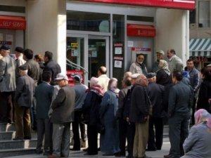 Kredi kartı borcu olan emekliye kötü haber