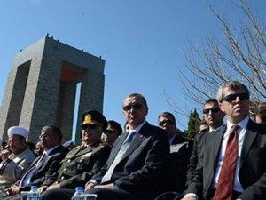 Cumhurbaşkanı Erdoğan'dan muhalefete Çanakkale cevabı