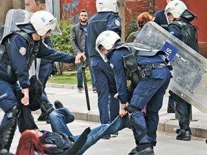 1 Mayıs'ta Taksim'e 10 bin polis