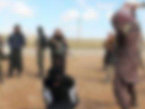 IŞİD'den büyük katliam