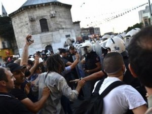 Taksim yarın büyük abluka altında