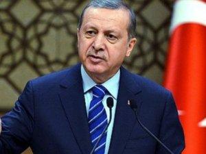 Cumhurbaşkanı Erdoğan, başkanlık sisteminde ısrarcı
