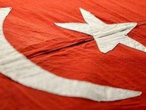 Şam'daki Osmanlı Bayrağı Türkiye'ye emanet