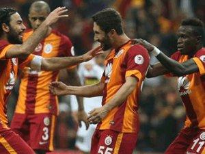 Galatasaray 4 - 1 Sivasspor