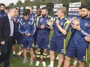 Kahraman şoför Fenerbahçe ile buluştu!