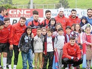 Trabzonspor Beşiktaş'ı gözüne kestirdi