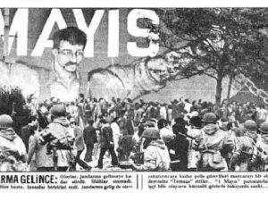 1 Mayıs 1977'de neler oldu?