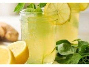 Yazın Limonata ile diyet yapın!