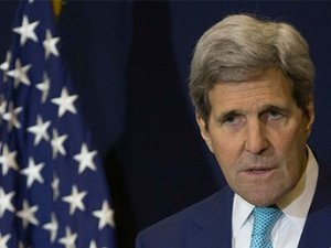 Kerry'den Akıncı'ya tebrik telefonu
