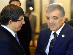 Abdullah Gül, Davutoğlu'nun Gülen'i ziyareti ile ilgili konuştu