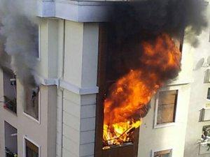 İstanbul Maltepe'de korkunç patlama