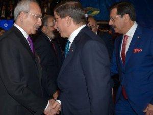 Davutoğlu ile Kılıçdaroğlu ne konuştu?