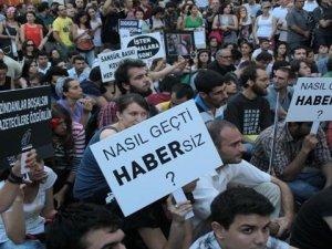 Gazeteciler yarın basın özgürlüğü için buluşuyor