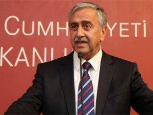Mustafa Akıncı'nın ilk ziyareti Ankara'ya