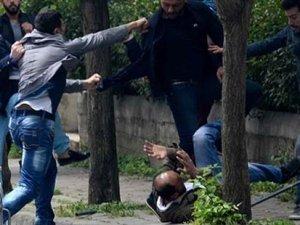 1 Mayıs'ta göstericileri sopalarla döven esnaf konuştu: Polis bize teşekkür etti!