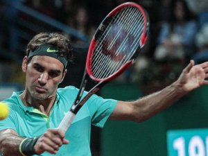 İlk finalist Roger Federer