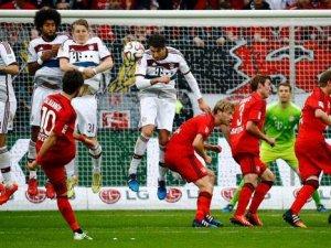 Hakan attı Leverkusen kazandı