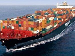 Dış ticaret açığı azaldı