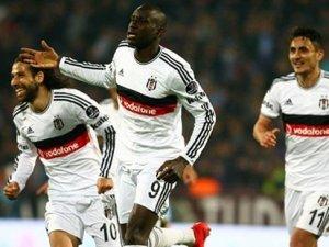 Beşiktaş zirveye oturdu