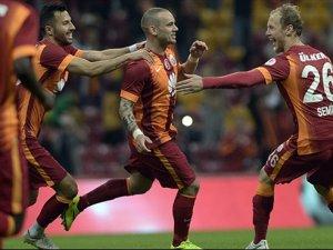 Galatasaray'ın zirveye giden yolu uzun: 7 bin 318 km