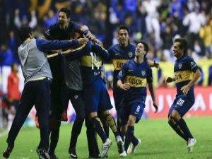 Arjantin derbisini Boca Juniors kazandı!