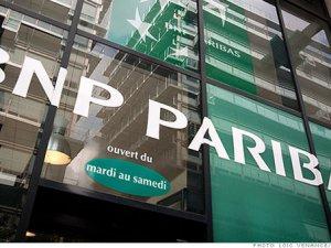 ABD'den BNP Paribas'a rekor ceza